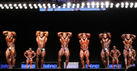 Phil Heath Мистер Олимпия 2011