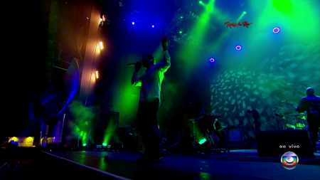 System Of A Down - Rock in Rio (2011) HDTVRip 720p