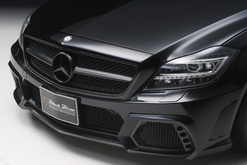 Mercedes-Benz CLS Black Bison