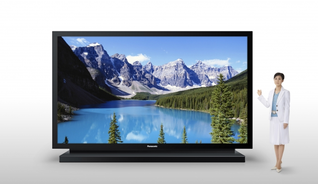 "Panasonic TH-152UX1 (152"" телевизор)"