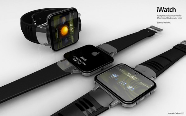 Концепт iWatch by Apple