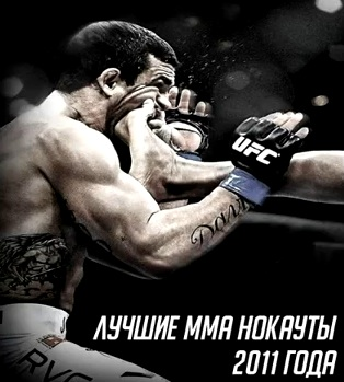 TOP-10 knockouts 2011 in MMA!the best video