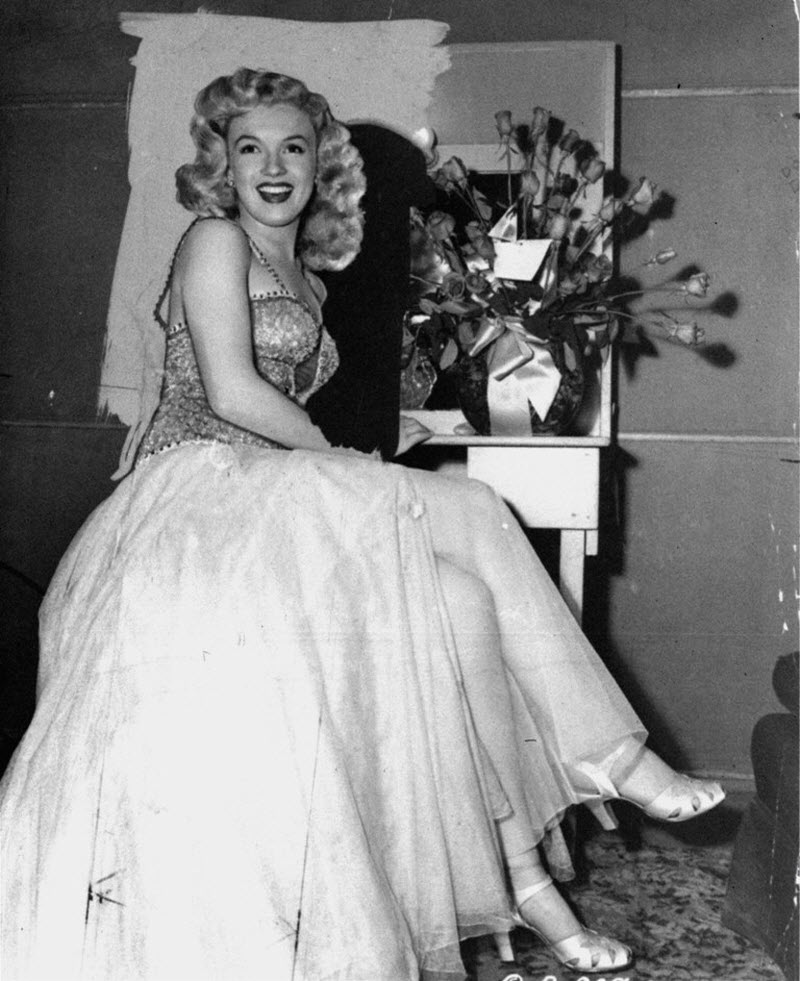 Marilyn Monroe and the Camera: ����������� ��������.
