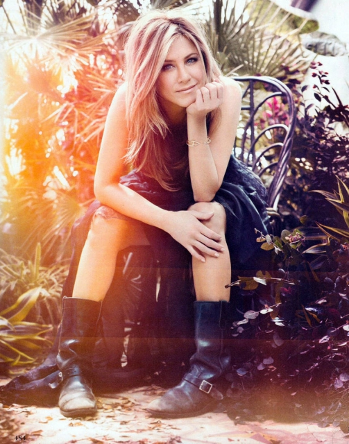 Jennifer Aniston InStyle