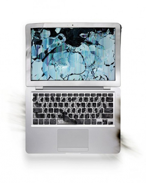 «Apple Destroyed Products».