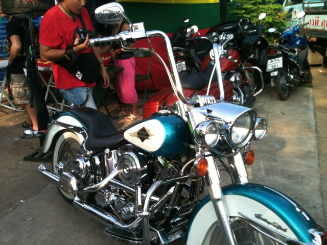 Burapa Bike Fest Pattaya 2012