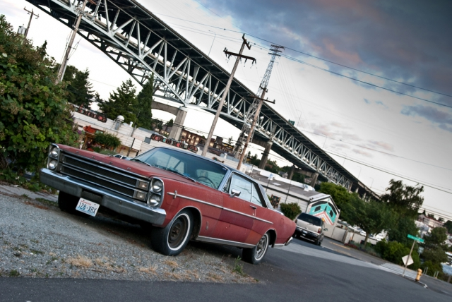 Ford Galaxie 500XL '66