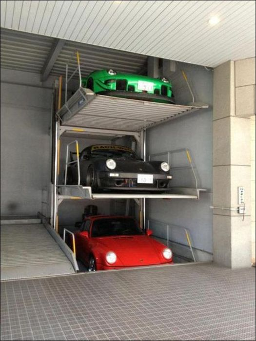 2 Car Garage Storage Ideas