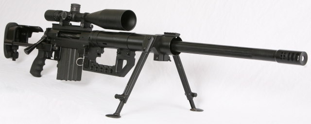 Снайперская винтовка CheyTac Intervention M200 (США)