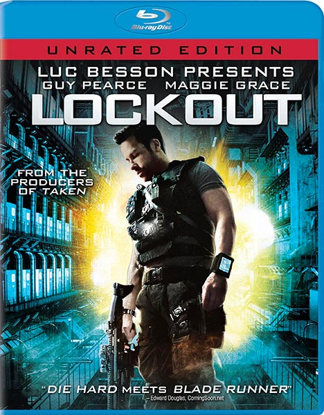 �������� / Lockout (2012)| UNRATED BDRip 1080p
