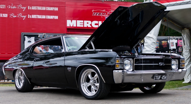 the Muscle Car