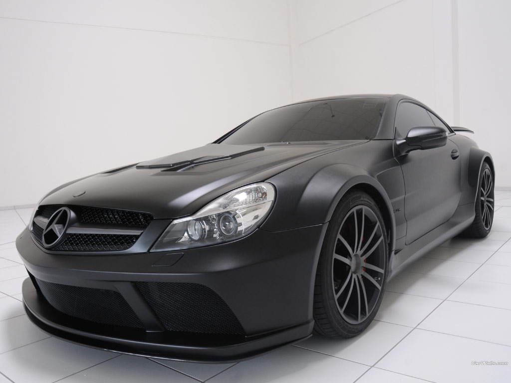 Mercedes-Benz SL 65 AMG Black Series BRABUS T65 RS