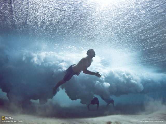 The Underwater Project (фото Mark Tipple)