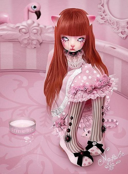 Art by Natalie Shau