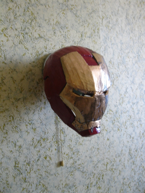 ���� Iron Man MARK-3 ������ ������!