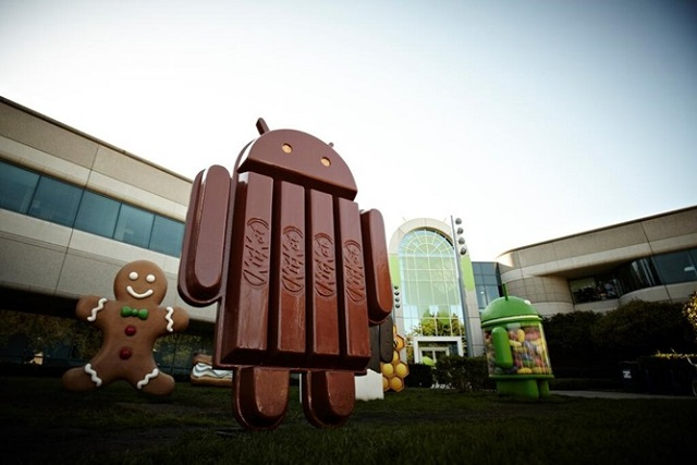 5 лет Android