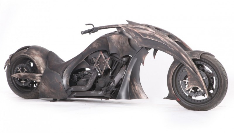 Behemoth-bike