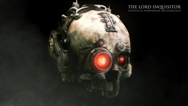 Warhammer 40000 : The Lord Inquisitor