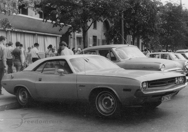 Muscle Cars in USSR