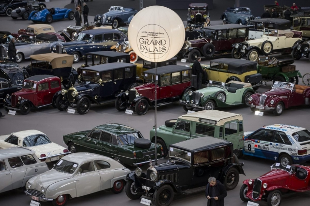 ��������-������� ������������ � ������ �Retromobile Week Classic Car Auction�