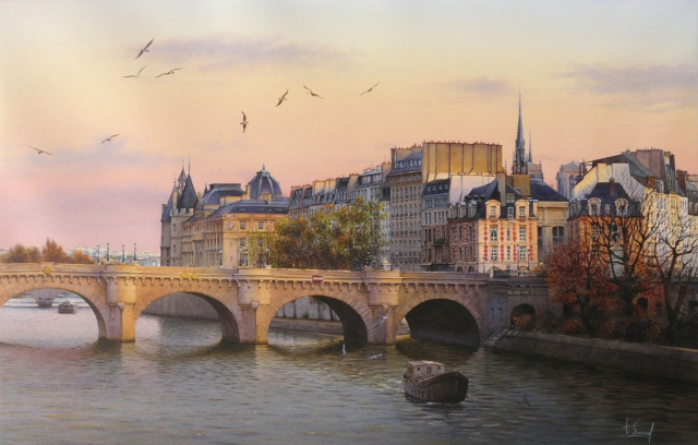 ����������� ������ �� ����� (Thierry Duval)