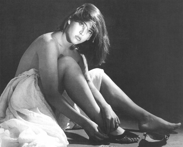 The special edition: Sophie Marceau