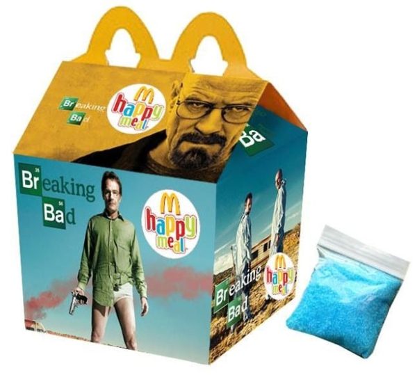Happy meal adults