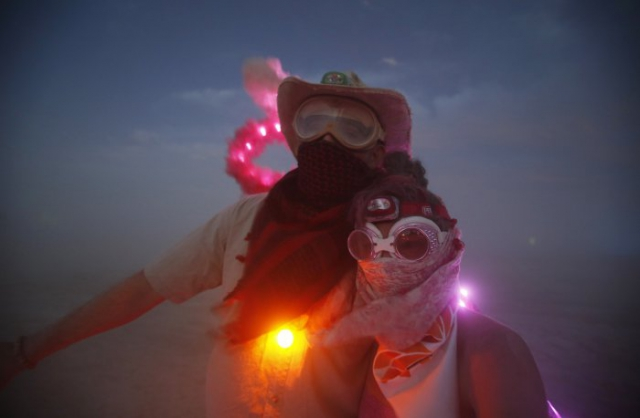 ��������� �Burning Man 2014�