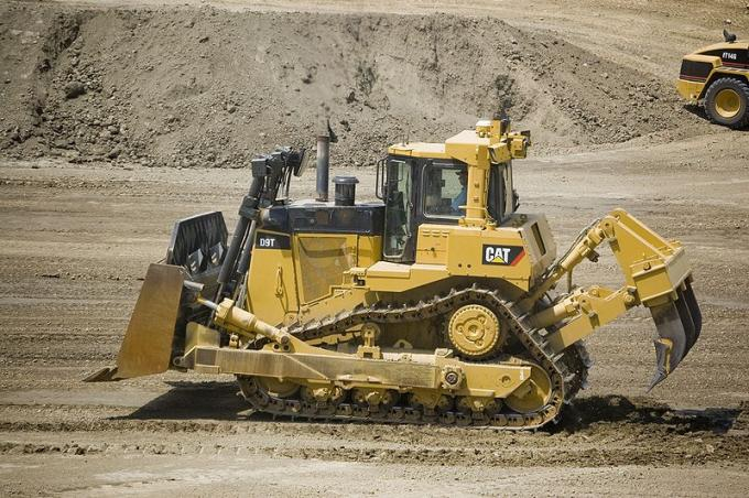 Image result for caterpillar d9