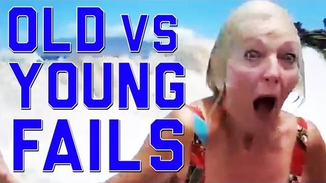 Kids and Old People Fails Compilation || FailArmy
