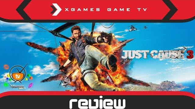 Обзор Just Cause 3 (Review)