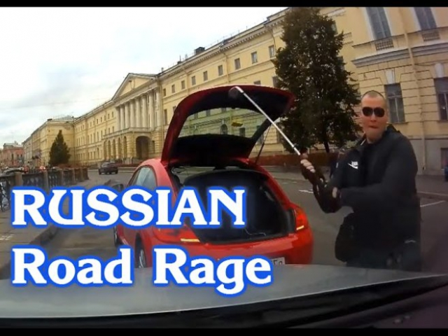 ULTIMATE Russian Road Rage COMPILATION