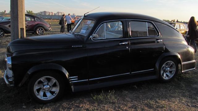 Old Car Land 2015 Часть 2 из 3