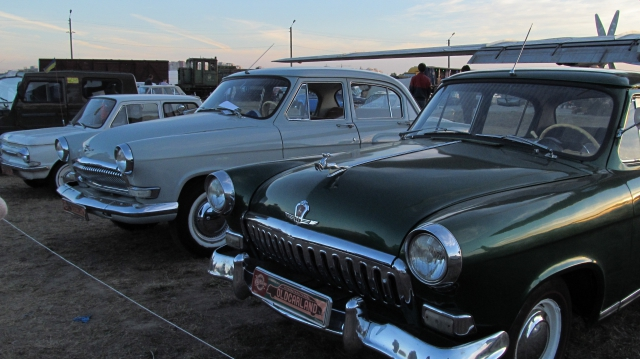 Old Car Land 2015 Часть 3 из 3