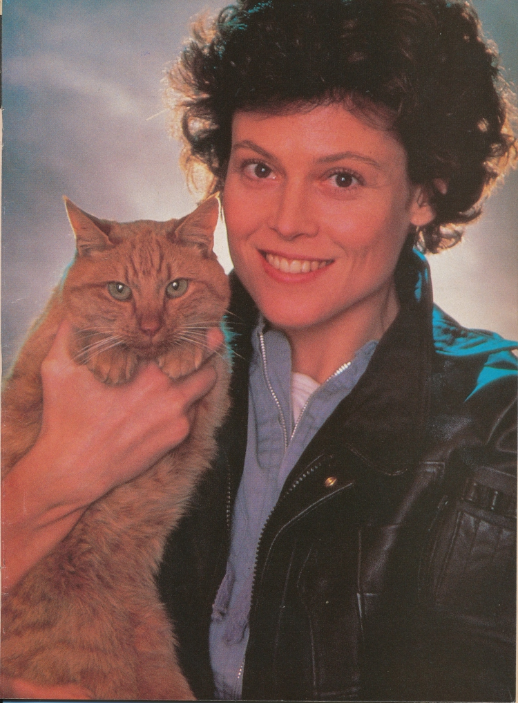 The special edition: Sigourney Weaver
