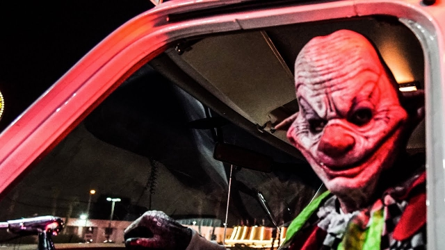 Killer Clown X Scare Prank - Las Vegas Clowns Sightings
