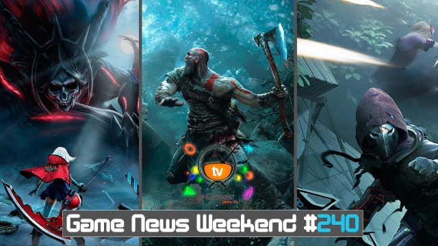 Игровые Новости — Game News Weekend #240 | (Deathgarden, God of War 4, God Eater 3, CS GO усложнят)