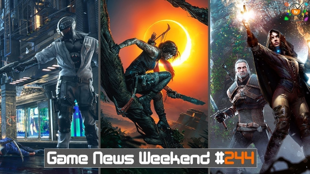 Игровые Новости — Game News Weekend #244 | Cyberpunk 2077, Shadow of the Tomb Raider, The Witcher 4